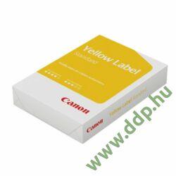 Fénymásolópapír A/4 80g Canon Copy/Océ Standard/Yellow Label 500ív/csomag