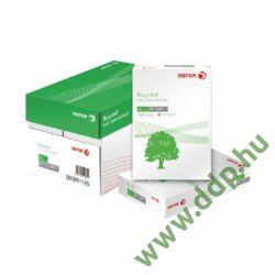 Fénymásolópapír A/4 80g Xerox Recycled 500ív/csomag Környezetbarát -003R91165-