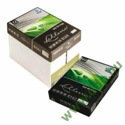 Fénymásolópapír A/4 80g Lettura60 Recycled 60 500ív/csomag Környezetbarát -LET480/W60-