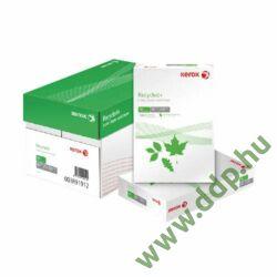 Fénymásolópapír A/4 80g Xerox Recycled Plus 500ív/csomag 85-ös fehérségű Környezetbarát -003R91912-