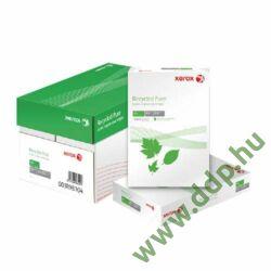 Fénymásolópapír A/4 80g Xerox Recycled Pure 500ív/csomag 110-es fehérségű Környezetbarát -003R98104-