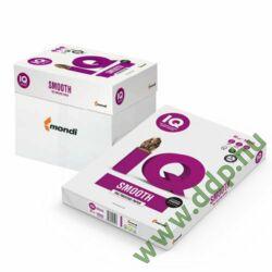 Fénymásolópapír A/3 80g IQ SMOOTH 500ív/csomag