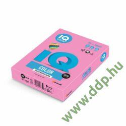 Színes fénymásolópapír A/4 80g IQ Color 500ív/csomag neon neon pink