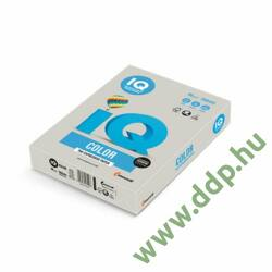 Színes fénymásolópapír A/4 80g IQ Color 500ív/csomag trend szürke -180036772/GR21-