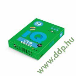 Színes fénymásolópapír A/4 80g IQ Color 500ív/csomag intenzív közép zöld -180036901/MA42-