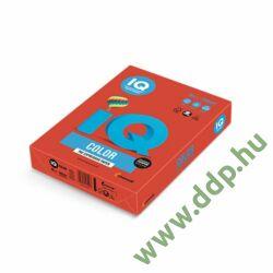Színes fénymásolópapír A/4 80g IQ Color 500ív/csomag intenzív korallpiros -180036710/CO44-