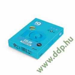 Színes fénymásolópapír A/4 80g IQ Color 500ív/csomag intenzív azúrkék -180036646/AB48-