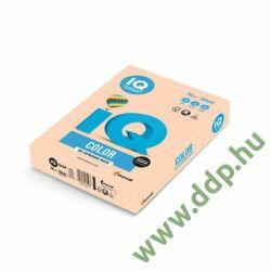 Színes fénymásolópapír A/4 80g IQ Color 500ív/csomag pasztell narancs -180037245/SA24-