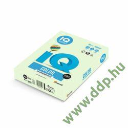 Színes fénymásolópapír A/4 80g IQ Color 500ív/csomag pasztell világoszöld -180036755/GN27-