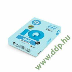 Színes fénymásolópapír A/4 80g IQ Color 500ív/csomag pasztell kék -180037021/MB30-