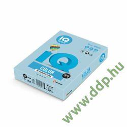 Színes fénymásolópapír A/4 80g IQ Color 500ív/csomag pasztell középkék -180037166/OBL70-
