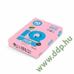 Színes fénymásolópapír A/4 80g IQ Color 500ív/csomag pasztell világos rózsa -180037173/OPi74-
