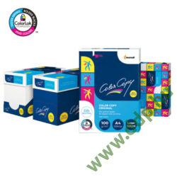 Másolópapír A/4 120g Color Copy 250 ív/csm -180038956/180038953-