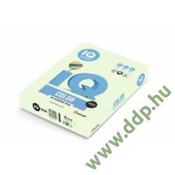Másolópapír A/4 160g IQ COLOR 250ív/csomag pasztell világoszöld