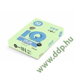 Másolópapír A/4 160g IQ COLOR 250ív/csomag pasztell zöld