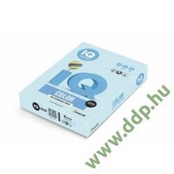 Másolópapír A/4 160g IQ COLOR 250ív/csomag pasztell kék