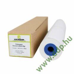 Plotter papír 610mmx50fm 80g bevonat nélküli tekercses