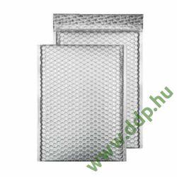 Tasak légpárnás szilikonos metallic 250x180mm C5+ ezüst