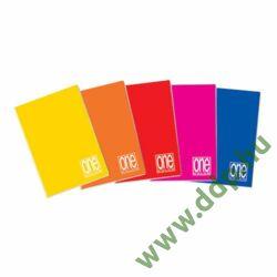 Füzet A/5 42lap vonalas One Color 1449, 1405 BLASETTI -150272011-