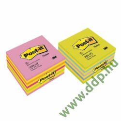 3M Post-it 2028NP 76x76mm 450lap neon pink 2027X öntapadós jegyzettömb -FT510093204-
