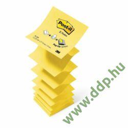 3M Post-it R330 76x76mm 100lap ''Z'' sárga öntapadós jegyzettömb -FT510000092-