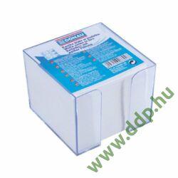 Kockatömb 92x92mm fehér box DONAU nem ragasztott -7490001-99-