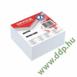 Kockatömb 85x85mm fehér ragasztott OFFICE PRODUCTS -14053311-14-