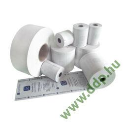 Hőpapírtekercs 80x80x12mm nyomtatott thermoszalag (13123) -210929-