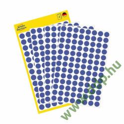 Etikett címke speciális visszaszedhető kék 8mm 4ív -3591- Avery-Zweckform