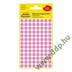 Etikett címke speciális visszaszedhető rózsa 8mm 4ív -3594- Avery-Zweckform