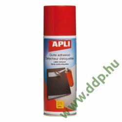 Címke eltávolító spray, 200 ml APLI -LTIA11303-