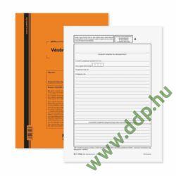 Vásárlók könyve 25x2lap B.11-1/V/ÚJ Pátria (régi:25x3lap)