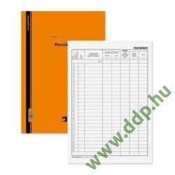 Pénztárkönyv A.SZNY.504/új/I Pátria