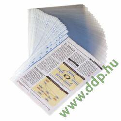 Genotherm A/4 lefűzhető víztiszta 75 micron KF14843 tasak (Kiszerelés: 100db/csm) Q-CONNECT