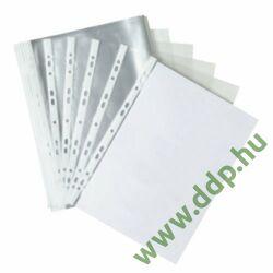 Genotherm A/4 lefűzhető víztiszta 65micron tasak (Kiszerelés: 100db/csm) Q-CONNECT -11105079-000/KF01121-