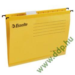 Függő irattartó A/4 Pendaflex 9031.. sárga ESSELTE függőmappa -90314-