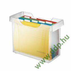 Függőmappa tartó Plus átlátszó LEITZ -19930003-