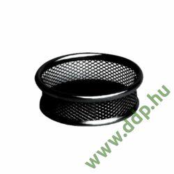 Gemkapocstartó/Deli fémhálós KF15102 fekete Q-CONNECT -7570655000-