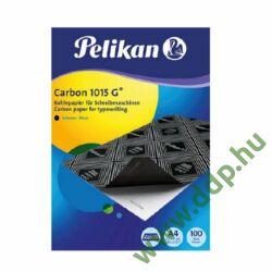 Indigó gépi A/4 100ív fekete 1015G Pelikan -00018770-