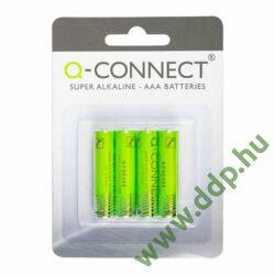 Elem mikro 1,5V 4db KF00488 AAA Q-CONNECT