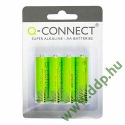 Elem ceruza 1,5V 4db KF00489 AA Q-CONNECT
