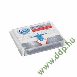 Antibakteriális nedves törlőkendő LARA Med 12db/csomag