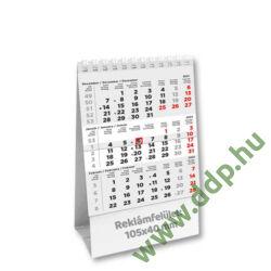 TOPTIMER Asztali speditőrnaptár T071 105x175mm