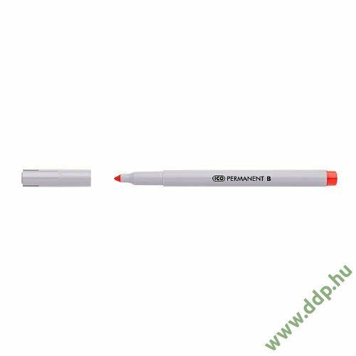 a9cfb80bab8e Marker permanent ICO B piros alkoholos filc -9580004003- Permanent ...