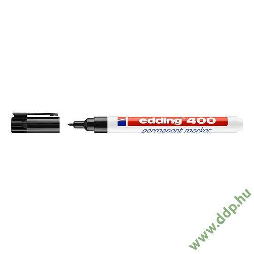 521255d6ea0d Marker permanent Edding 400 fekete alkoholos filc -7580092001 ...