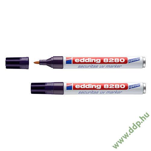 c7b7f75847db Marker permanent Edding 8280 biztonsági UV alkoholos filc -7580064001-