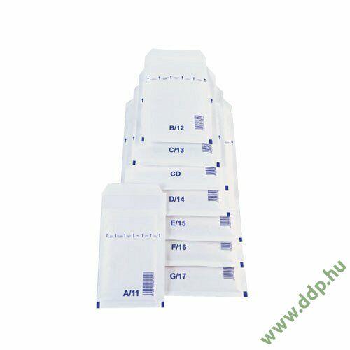 Tasak légpárnás 120x175/95x165mm W11A floppy boríték -2FVAF200301/200101-