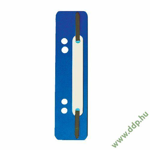 Gyorslefűzőcsík normál kék (Kiszerelés: 25db/csm) Q-CONNECT -2012500410-