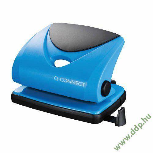 Lyukasztó Medium duty 9104 kék Q-CONNECT 20 lapos -KF02155-