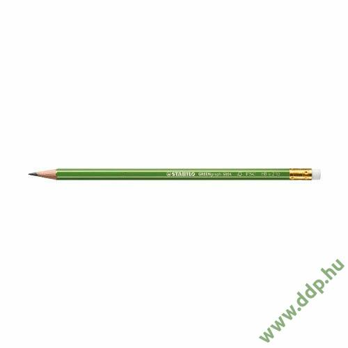 Grafitirón Stabilo FSC GREENgraph radíros HB grafitceruza -6004/HB-